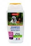 Šampon na bílou srst pro psy 250ml Zolux new