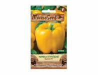 Osivo Paprika zeleninová k rychlení GARNET F1, žlutá