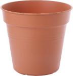 Elho květináč Green Basics - mild terra 17 cm