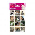 Samolepky Kočičky