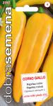 Dobrá semena Paprika zeleninová - Corno Giallo 30s