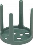 Oasis pinholder - na aranžovací hmotu zelený 3 cm