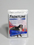 Frontline Spot-On Dog XL sol 1x4,02ml MONO - červený