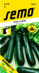 Semo Tykev cuketa - Gambit F1 tmavě zelená 1,5g