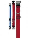 Obojek nylon CLUB C 44cmx15mm červený FP 1ks