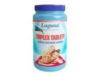 Tablety LAGUNA TRIPLEX 3v1 do bazénu 1kg - VÝPRODEJ