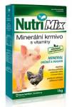 NutriMix pro prasata a drůbež Mineral 1kg