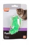 Hračka kočka Had vrtící se natahovací 4x17cm KAR
