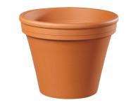 Květník KLASIK keramický terakota 5/6x5cm