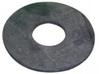 těsnění WC SANIT memb. rovná,64x30 gum.