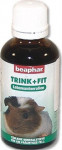 Beaphar Trink+Fit minerály pro hlodavce 50 ml