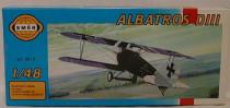 Model Albatros D3 15,4x19,2cm