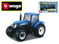 Bburago 1:32 Farm Tractor New Holland W8