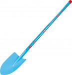 Dětský rýč modrý 78 cm Stocker
