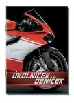 Úkolníček Moto Speed - VÝPRODEJ