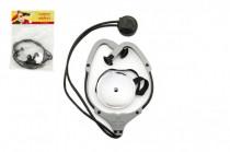 Stetoskop doktorský plast v sáčku karneval