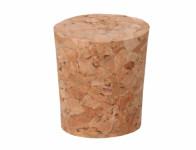Zátka korková pro 5 litrové lahve 35x32cm