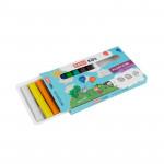 EasyCreative plastelina 10 barev/sada,160g