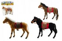 Kůň fliška 30cm - mix barev