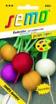 Semo Ředkvička směs barev 5g - série Paleta barev - VÝPRODEJ