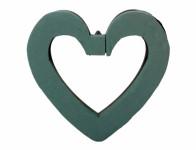 Hmota aranžovací OASIS IDEAL srdce 21,5x22x3cm - VÝPRODEJ
