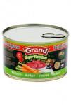 GRAND konz. pes hovězí/mrkev 380g