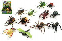 Hmyz plast 20cm - mix variant či barev