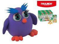 Tvořivá hmota/modelína Paulinda zvířátka velké oči 40g+28g s doplňky v krabici 12ks dbx - mix variant či barev