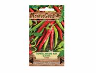 Osivo Paprika zeleninová ARTIST, typ beraní roh, sladká