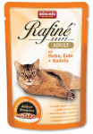 Animonda Rafine Soupe cat kaps. - kuře+kachna+těst 100 g