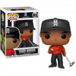 Funko POP Golf: Tiger Woods (Red Shirt) - VÝPRODEJ