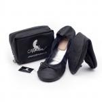 CatMotion skládací baleríny do kabelky Elegance