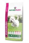 Eukanuba Dog Nature Plus+ Adult Small froz Lamb 2,3kg