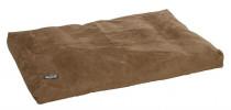 Matrace ortopedická hnědá Buster 100 x 70 cm - VÝPRODEJ