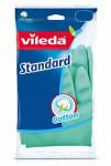 Rukavice pro domácnost Vileda Standard gumové L velké