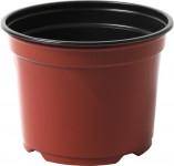 Květináč - kontejner Desch 9 cm - terakota - 10 ks - VÝPRODEJ