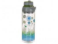 láhev na pití QUEST Lite 600ml plastová, nerez sítko