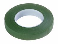 Ovinovací páska Oasis - 26 mm tmavě mechově zelená