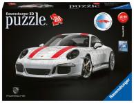 Porsche 911R; 3D, 108 dílků - VÝPRODEJ