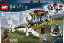 Lego Harry Potter 75958 TM Kočár z Krásnohůlek: Příjezd do Bradavic