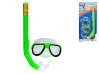 Potápěčská sada brýle 14,5 cm se šnorchlem 34 cm