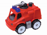 BIG Power Worker Mini Hasičské auto 15,5 cm