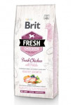 Brit Dog Fresh Chicken&Potato Puppy Healthy Growth12kg