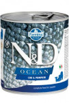 N&D DOG OCEAN Puppy Codfish & Pumpkin 285g