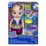 Hasbro Baby Alive Blonďatý chlapec s mixérem - VÝPRODEJ