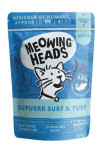 MEOWING HEADS Surf & Turf 100g