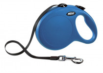 Flexi Classic NEW L pásek 8 m modré 50 kg