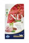 N&D Grain Free Cat Adult Quinoa Digestion Lamb & Fennel 1,5 kg