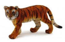 Tygr mládě stojící - model zvířátka