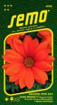 Semo Gazánie zářivá - New Day Clear Orange F1 15s - VÝPRODEJ